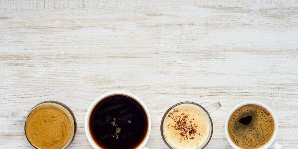types of Brasilmoka coffee