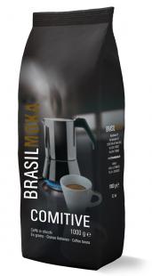 Confezione Caffè in grani 1000g - Comitive di Brasilmoka